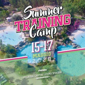 SUMMER TRAINING CAMP @ Camping Villaggio L' Ultima Spiaggia   Torre di Bari   Sardegna   Italia